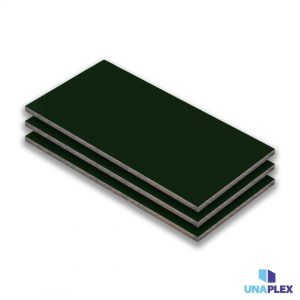 hpl plaat - hpl groen - (ral 6009) - (1300x3050x6mm)