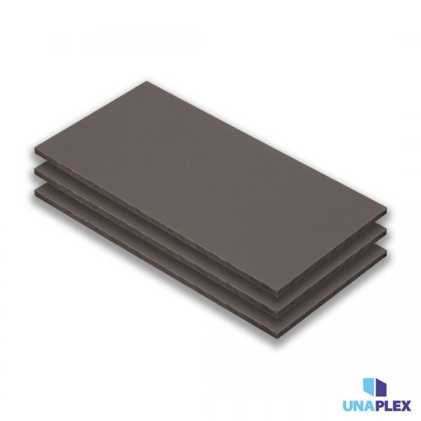 hpl plaat - hpl kwartsgrijs - (ral 7039) - (1300x3050x6mm)