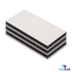 hpl plaat - hpl wit - (1300x3050x6mm)
