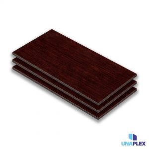hpl plaat - hpl houtkleur-meranti - (hout meranti) - (1030x3050x6mm)