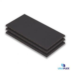 hpl plaat - hpl ijzer grijs - (ral 7011) - (1030x3050x6mm)