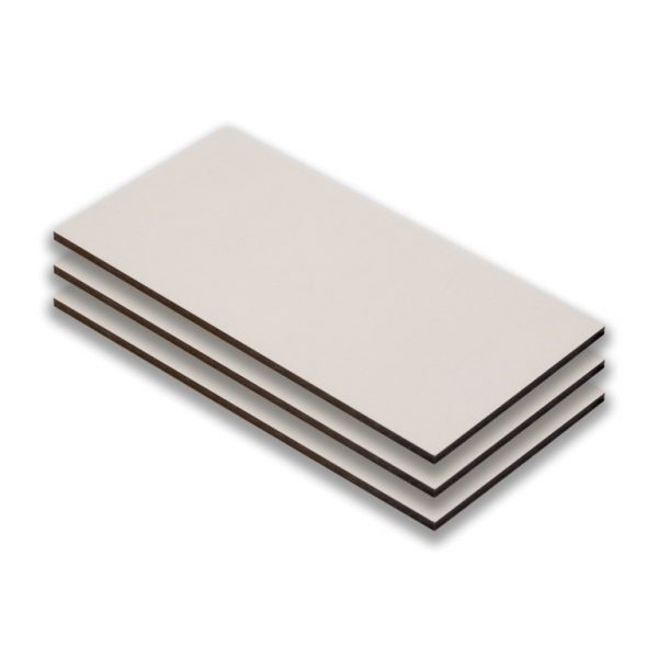 hpl plaat - hpl creme - (ral 1015) - (1300x3050x6mm)